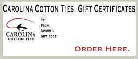 bow tie and necktie Gift Certificates